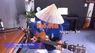 Phố đêm (Bolero Guitar cover) - Anhbaduy Guitar Cà Mau