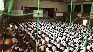 須田隆久 演奏付きの学校講演会