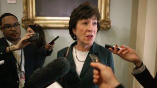 Collins to vote 'no' on GOP health-care bill