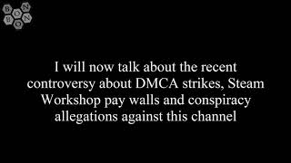 Cities Skylines - Regarding the DMCA Strike and Steam Paywall Controversies