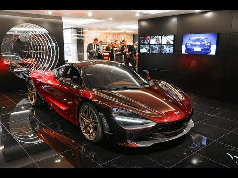 2018 mclaren 720s black. exellent 720s new 2018 mclaren 720s velocity is the first mso special edition super  series 1080q inside mclaren 720s black