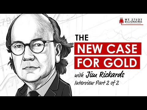 82 TIP: Jim Rickards - on Banking, Gold, & China (Part 1)