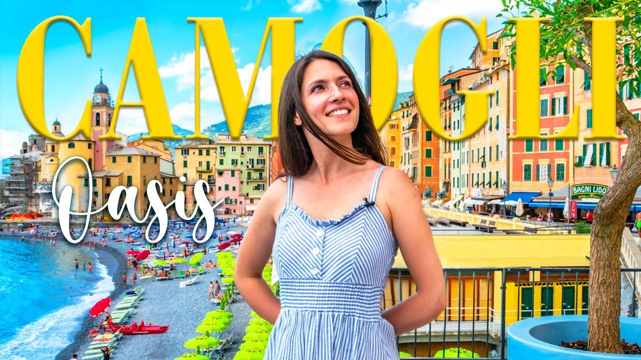 Private Oasis Villa with Sea View for Sale in Camogli | Lionard
