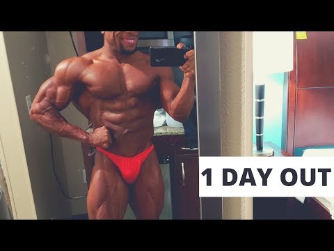 Show Ready Jones Ep:4 1 Day Out  Drying OutCarbing Up  One More Show??