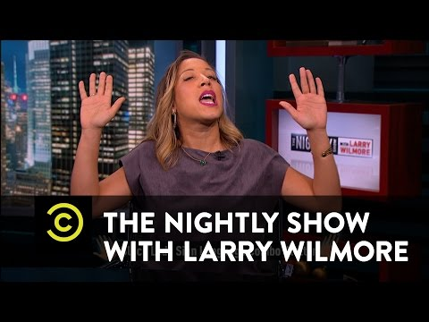 The Nightly Show - Women's History Month Report: Black Lady