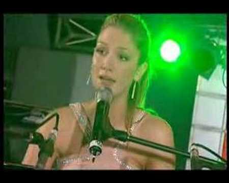 Delta Goodrem - No Not Me, Not I (Live @ Channel V)