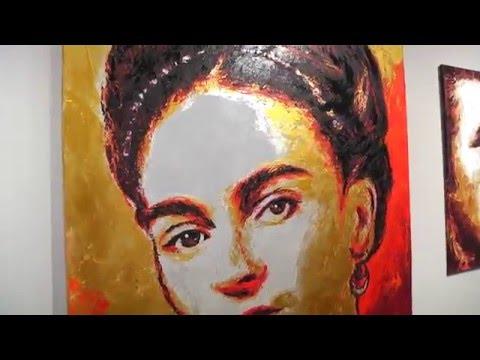 Art Buzz Art Palm Beach show #3