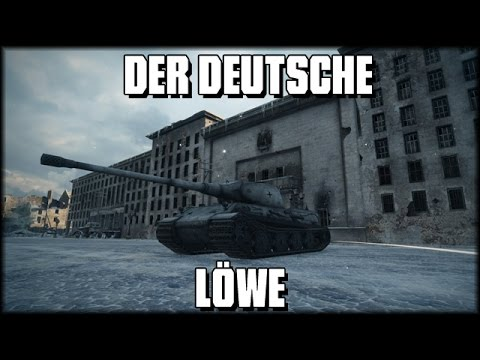 World of Tanks - Der deutsche Löwe!