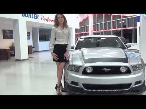 2014 Mustang RTR By Buhler Ford Available At Velocity Automotive Germany
