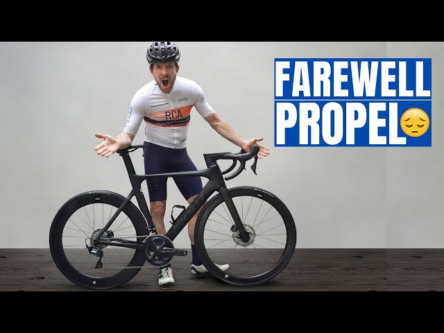 Why I Sold My Giant Propel (& in record time!)