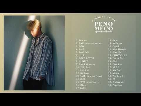 PENOMECO: A MUSIC COLLECTION - 노래모음