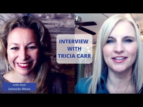 Tricia Carr - On Universal Laws & How We Can Bring More Magic To Our Lives