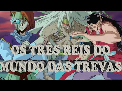 YU YU HAKUSHO: OS TRÊS REIS DO MUNDO DAS TREVAS | Yan Animes