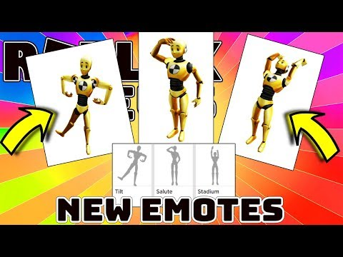 New Roblox Emotes Free - Roblox News New Emotes Update Theyre Currently Free