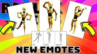ROBLOX NEWS: New Emotes Update (they're currently FREE!) & Game HACKS its way to Popular List