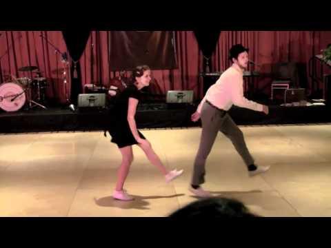 2010 ILHC  Lindy Hop Classic  Josh McLaughlin & Emily McLaughlin