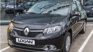 Рено Логан Народный автомобиль! Подробный видео обзор и тест драйв Renault Logan(Обновлённый Рено Логан недавно был представлен покупателям. В этом видео подробный видео обзор Рено Логан..., 2015-05-13T18:15:11.000Z)