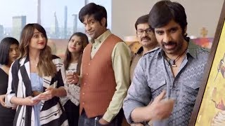 Ileana D'Cruz, Ravi Teja & Vennela Kishore Best Comedy Scene | Amar Akbhar Anothni Hindi Dubbed