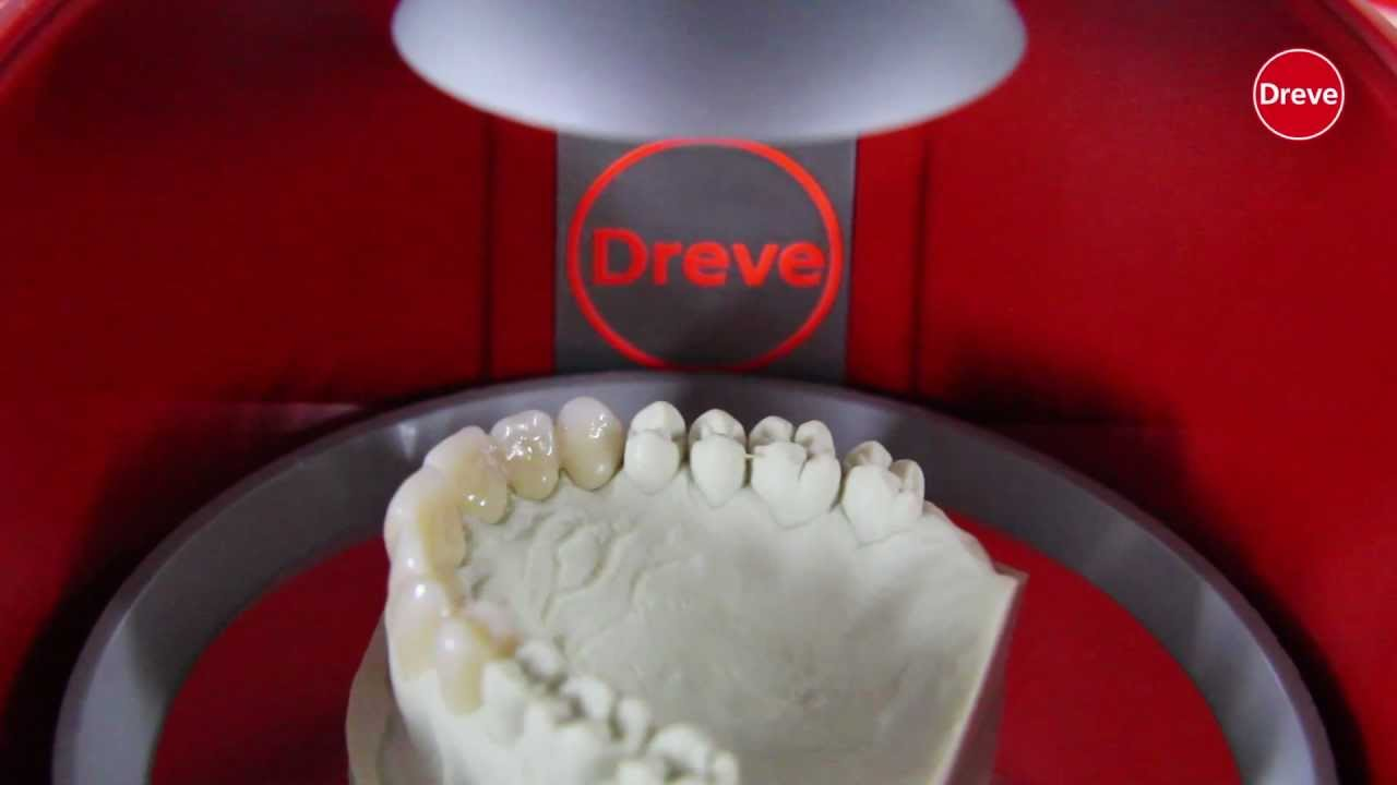 Dreve Dentamid EyeVolution - Extremely fast - HD