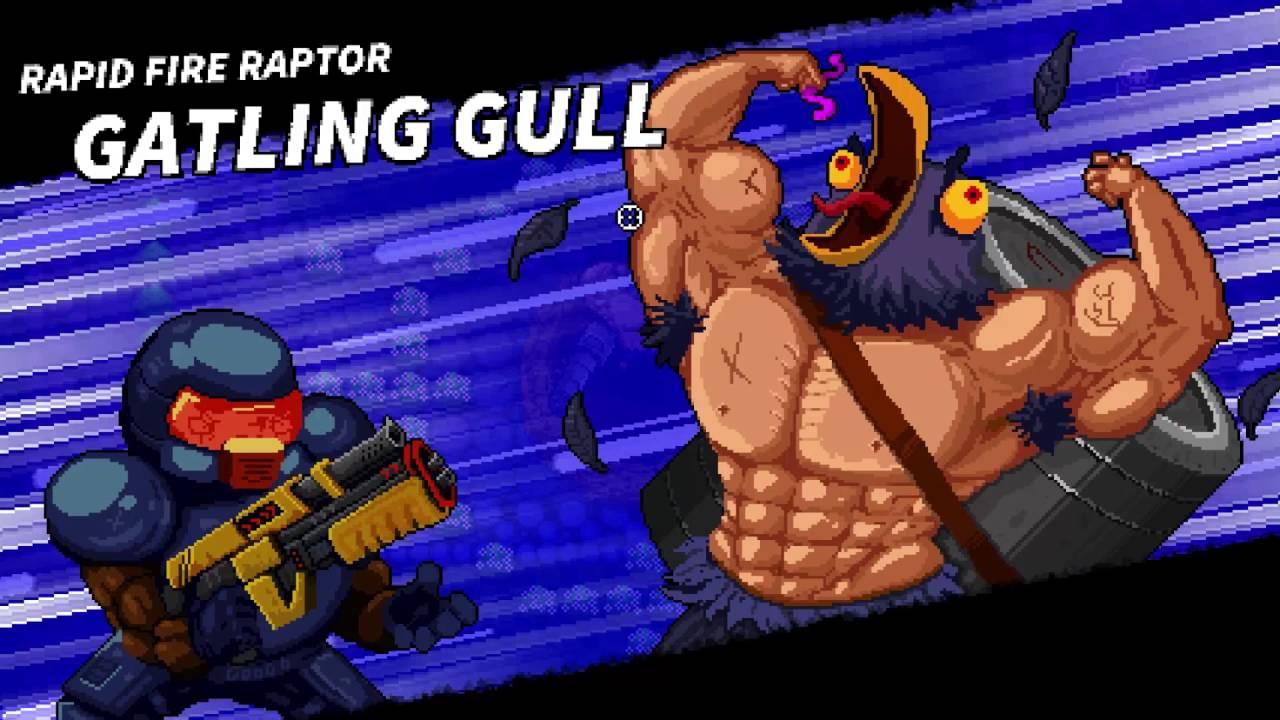Enter the Gungeon - Gatling Gull