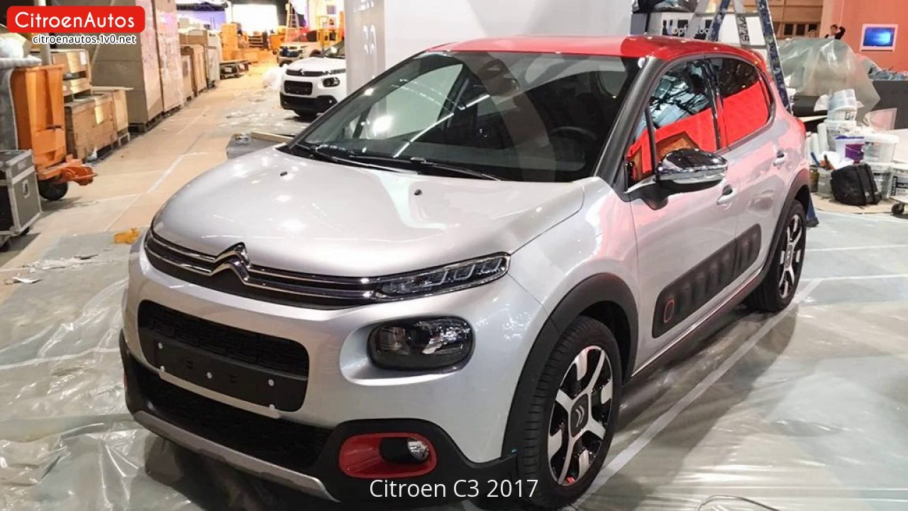 citroen c3 2017 citroen models youtube. Black Bedroom Furniture Sets. Home Design Ideas