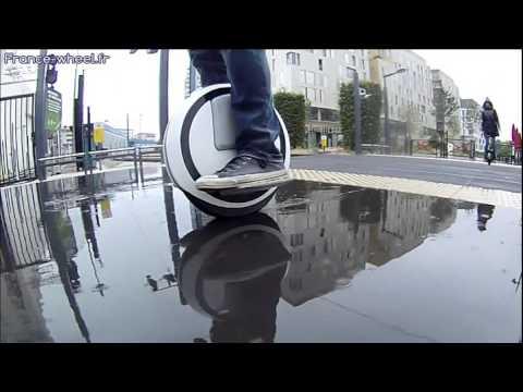 essai de la ninebot one e roue lectrique monocycle self balancing gyropode youtube. Black Bedroom Furniture Sets. Home Design Ideas