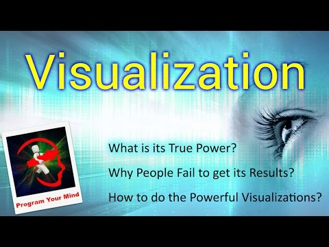 Why Visualization fails & How to get results with Visualization   VED   [Hindi]