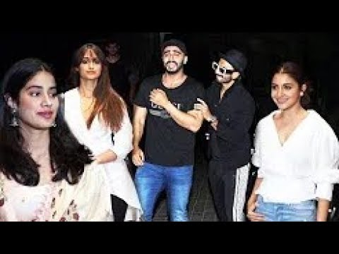 Arjun Kapoor Hosted Special Screening of India's Most Wanted