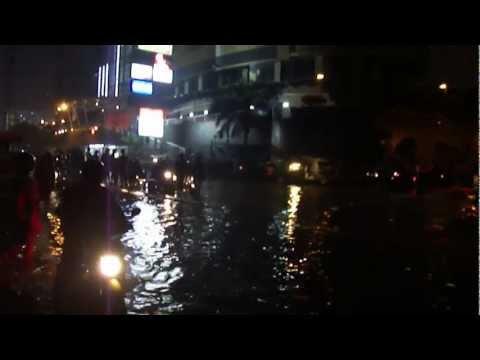 Banjir di Grogol-Jakarta Barat (17 Januari 2013)