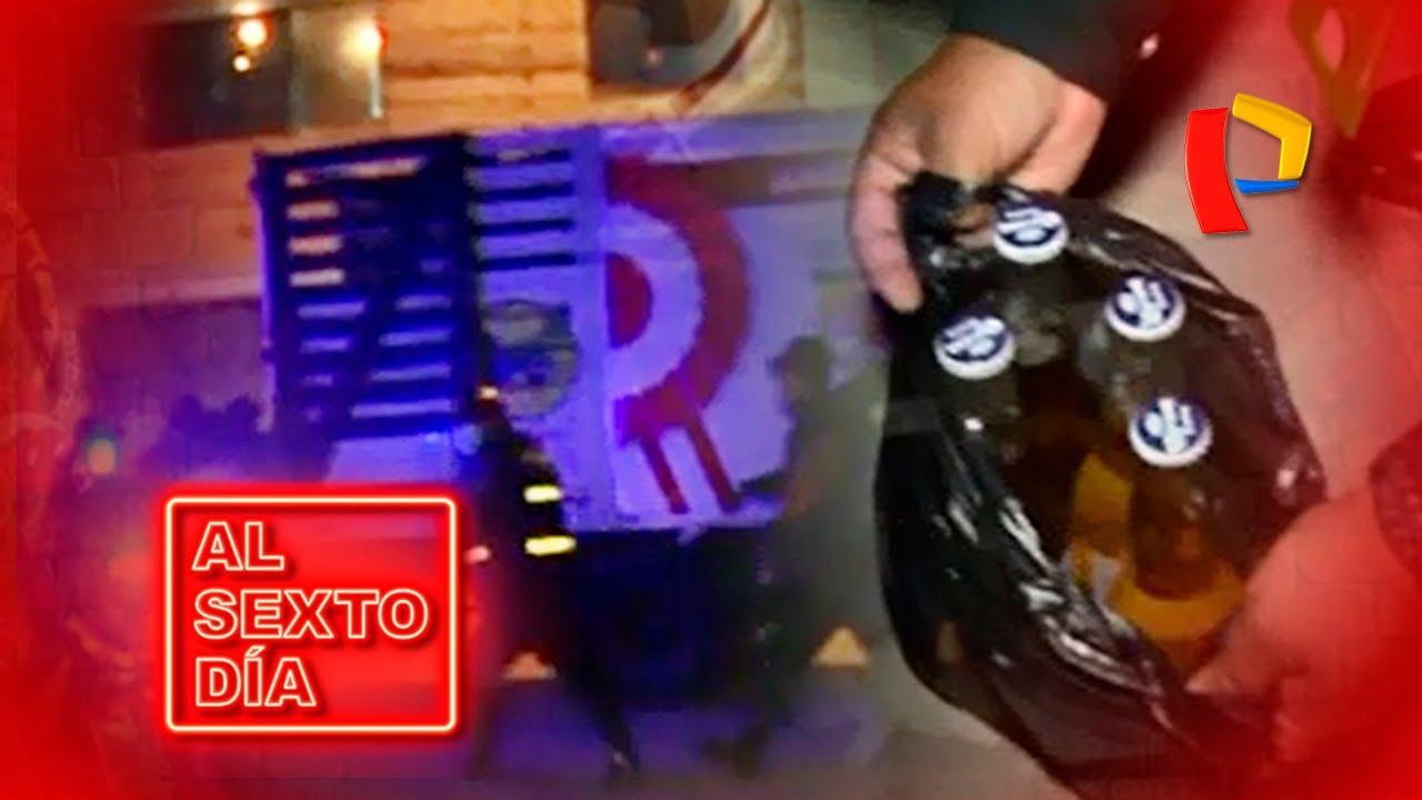 Se realiza operativo anti borrachos en pleno toque de queda