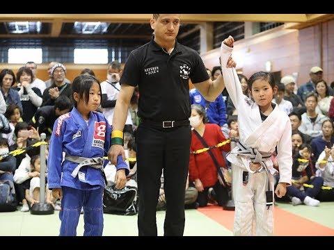 Yui Kuwahara vs Reia Omura / COPA BULLTERRIER JR 2019