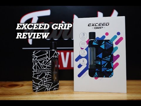 JOYETECH EXCEED GRIP ! (MALAY REVIEW)