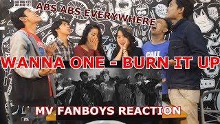 Video Wanna One  - Burn It Up  Extended Ver. MV Reaction Fanboys Version | Roti Sobek Roti Sobek XD download MP3, 3GP, MP4, WEBM, AVI, FLV Oktober 2017
