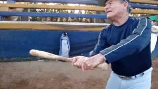 Bateo Agarre Correcto Del Bat Youtube