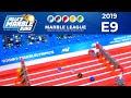 Marble Race: Marble League 2019 E9 - Hurdles Race