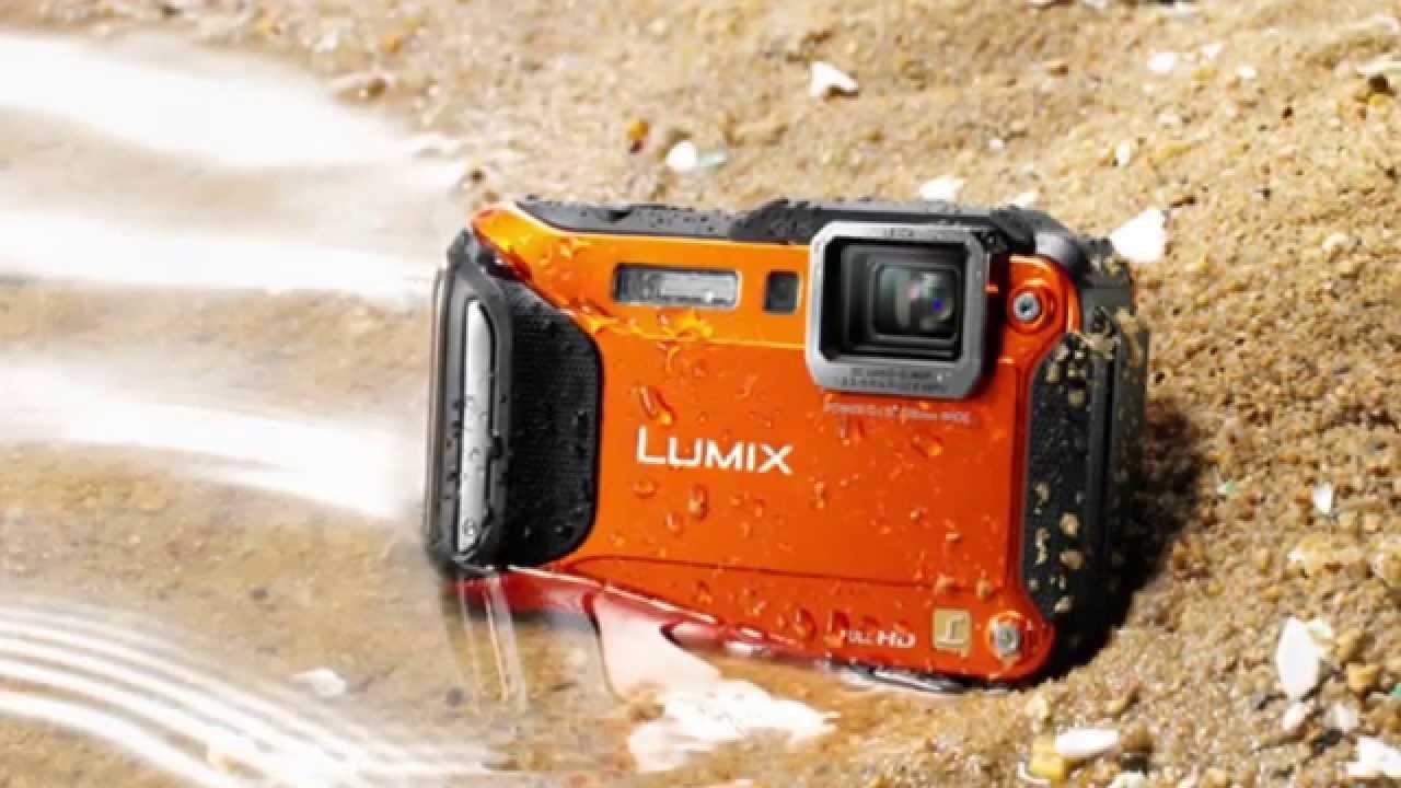 Panasonic Lumix Dmc Ts5 16 1 Megapixel
