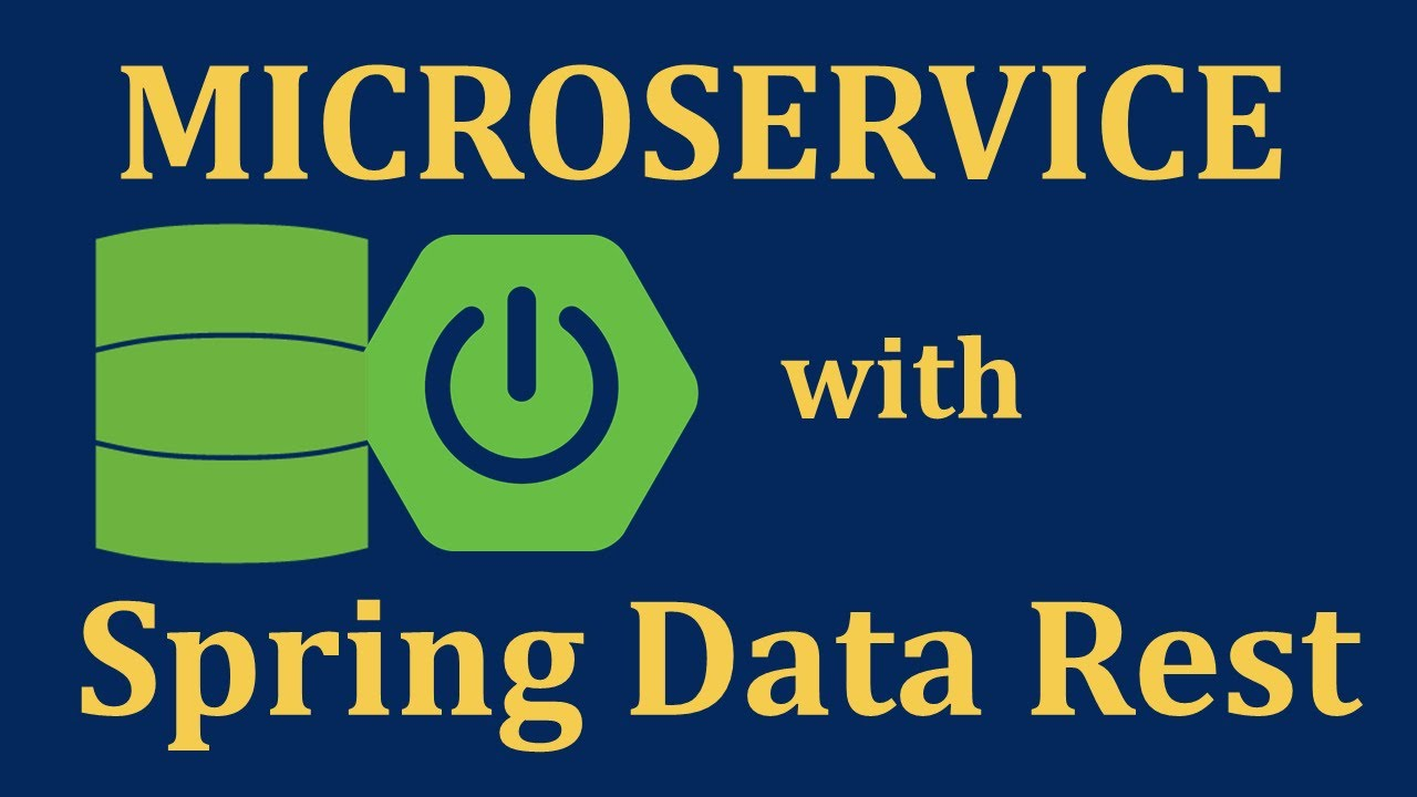 Spring Boot Microservice with Spring Data Rest