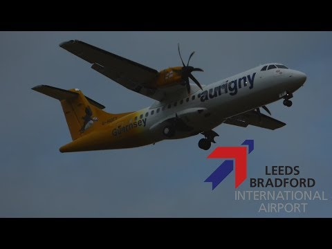 Spotting at Leeds Bradford Airport | 21th Aug 2017