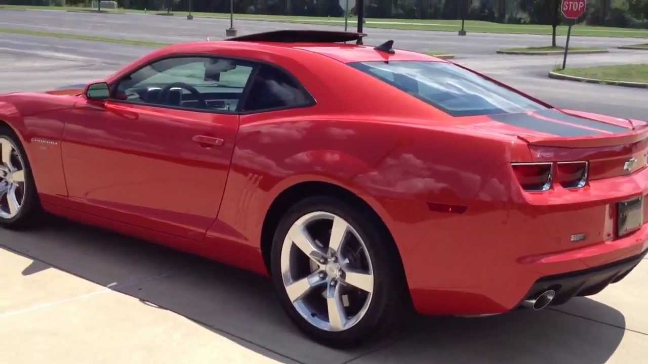 2011 chevrolet camaro 2ss rs 4k for sale youtube. Black Bedroom Furniture Sets. Home Design Ideas