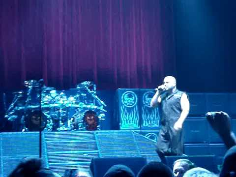 Disturbed - Meaning of Life (Get Psycho) - Izod Center NJ - 04/22/09