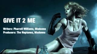 Give It 2 Me - Instrumental