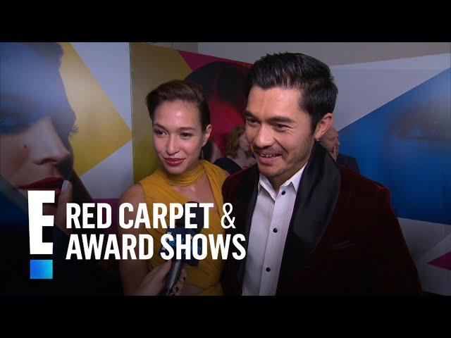 "Henry Golding Talks Life Post \""Crazy Rich Asians\"" | E! Red Carpet & Award Shows"