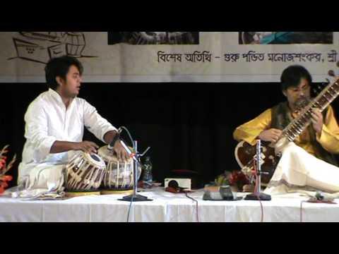 Pandit Partha Bose and Asif Khan