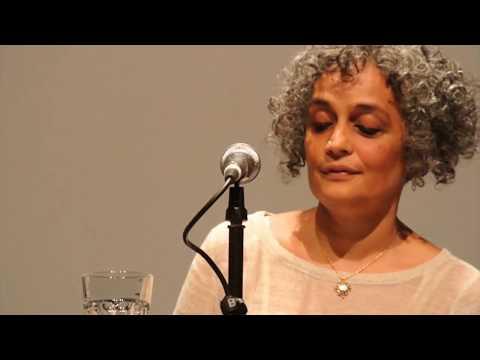 Arundhati Roy in Berlin