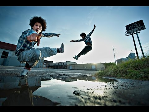 Ultimate Les Twins Highlights : 2008-2016