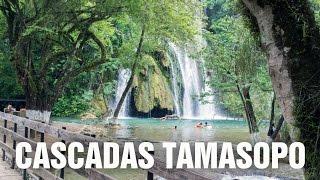 Parque Cascadas de Tamasopo | Descubre San Luis Potosí