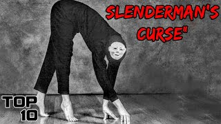 Top 10 Scary Real Life Curses