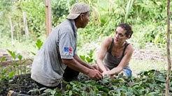 Friederike Becht im Einsatz für das Amazonasgebiet