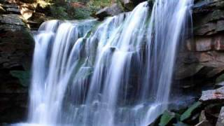 Nature Sounds & Music for Relaxation Meditation Healing - Waterfall and Indian Strings