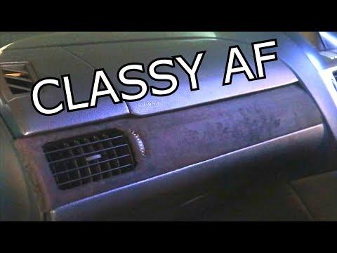 How To: Alcantara/Suede Wrap Your Interior